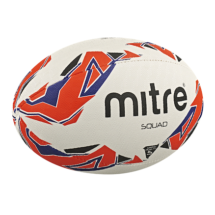 Mitre Squad Rugby Ball  large