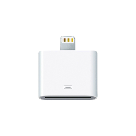 Apple Lightning To 30 Pin Adapter  large