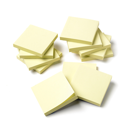 TTS Sticky Note Pads 12pk  large