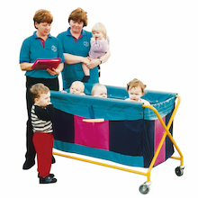 Nursery Evacuation Trolley  medium