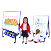 Big A Frame Drywipe Easel  small