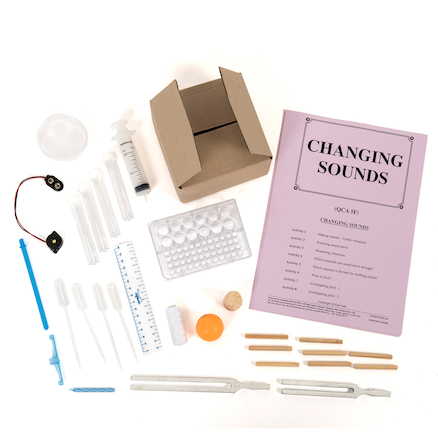 Changing Sounds Mini Science Kit  large