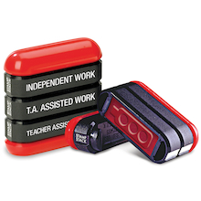 Assisted Work 3 Stamp Stack  medium