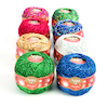 Metallic Decorative & Embroidery Threads 8pk  small