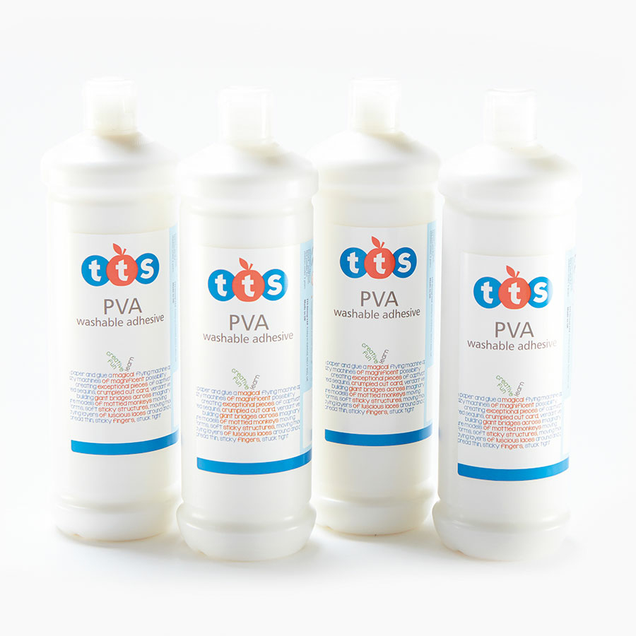 Buy Tts Washable Pva Glue Free Delivery Available Tts