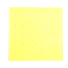 Plastic Lacing Board  medium