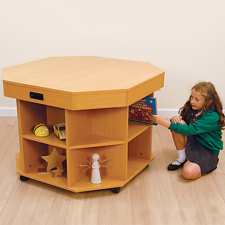 Active World Tray Activity and Storage Unit  large