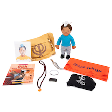 Sikh Child's Artefact Collection  medium