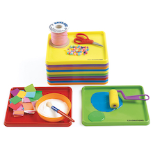 Mini Art Trays 12pk  medium