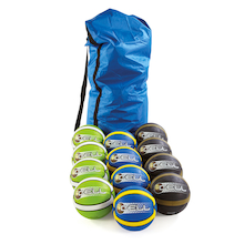 SureGrip Basketballs 12pk  medium