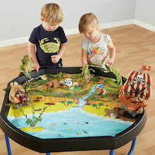Active World Tuff Tray Treasure Island  medium