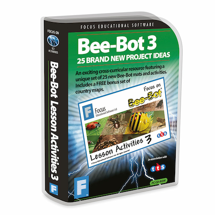 Focus On Bee-Bot® Lesson Activities Software 3  large