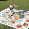 Eco Snakes and Ladders Outdoor Game  small