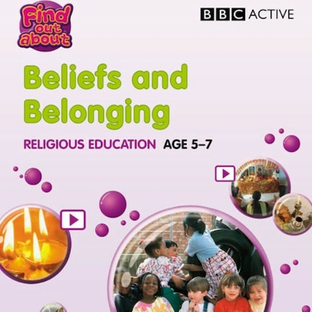 Beliefs and Belonging CD ROM BBC  large