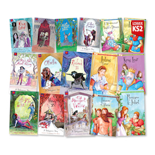 LKS2 Introduction To Shakespeare Books 16pk  medium
