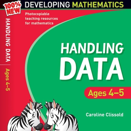 Handling Data Book Series  large