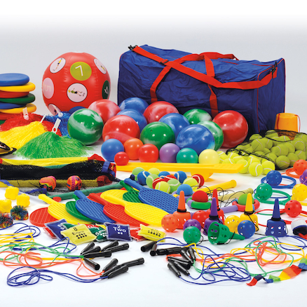Playground Mega Equipment Kit  large