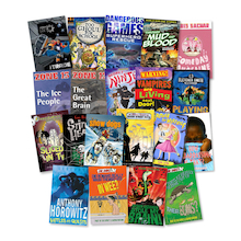 Year 6 Low Achievers Reader Books 20pk  medium