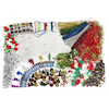 Assorted Christmas Collage Class Pack  small