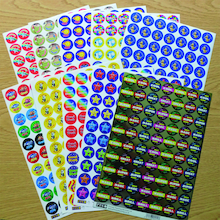 General Reward Stickers 700pk  medium