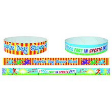 PE and Sports Day Rewards Wristbands 60pk  medium