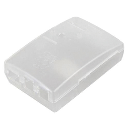 Raspberry Pi Clear Case  large