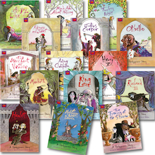 KS2 Shakespeare Books 16pk  medium