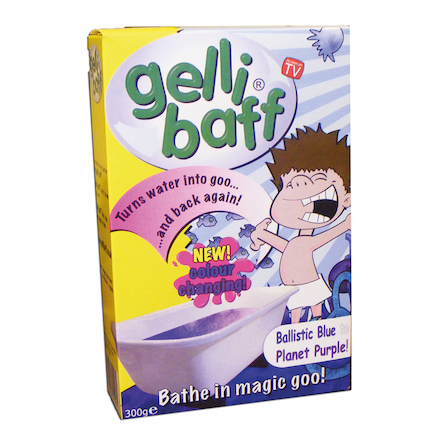 Colour Changing Gelli Baff Foam Goo  large