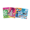 KS2 Pamela Butchart Books 4pk  small