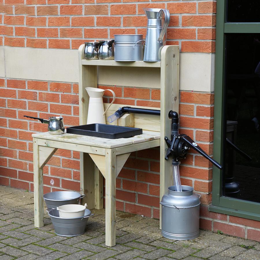 Outdoor Kitchen Units Uk: Buy Outdoor Wooden Sink Unit