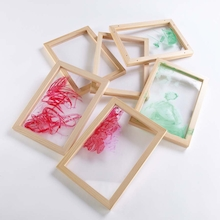 Acrylic Creative Frames 6pk  medium