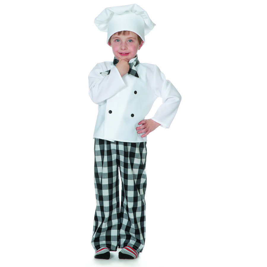 buy role play dressing up chef outfit tts. Black Bedroom Furniture Sets. Home Design Ideas