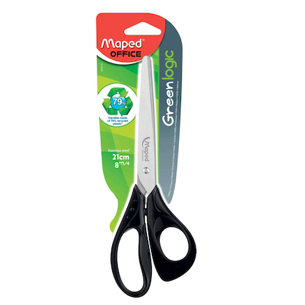 Maped Greenlogic 21cm Scissors  large
