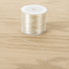 Clear Elastic Cord 100m  small