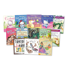 KS1 and KS2 Fairy Tales with a Twist Books   medium