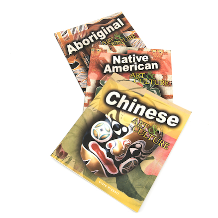 Art and Culture Book Pack 3pk  large