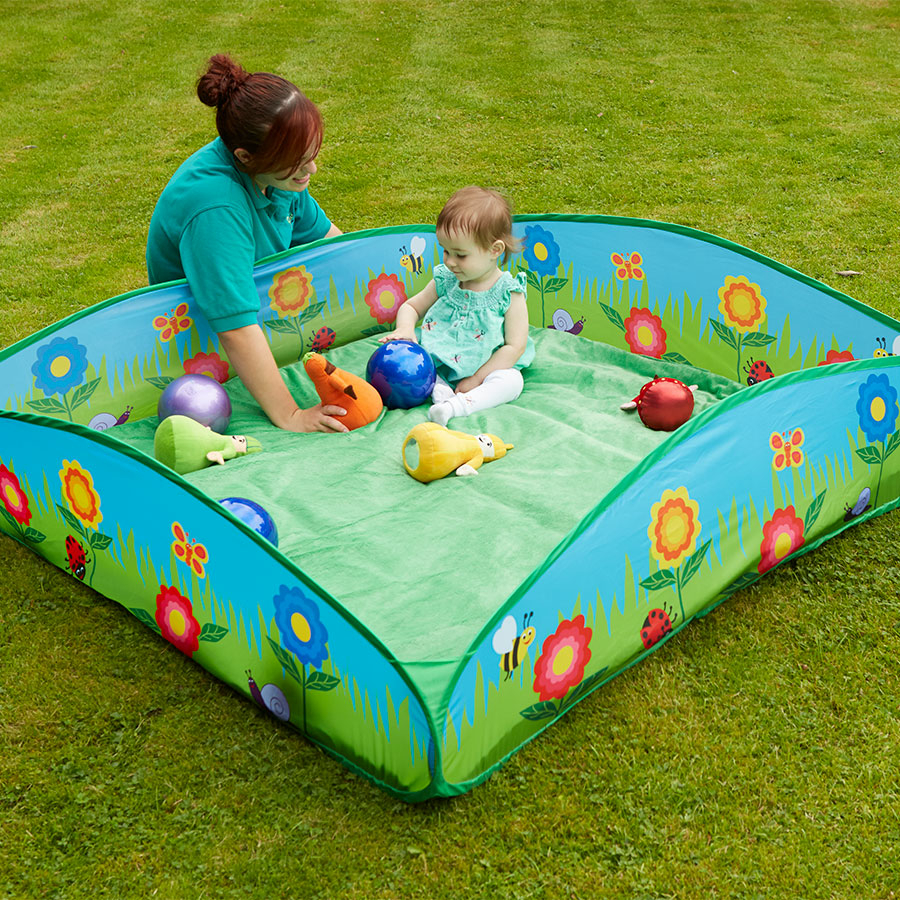 Buy Baby Garden Pop Up Play Area | TTS