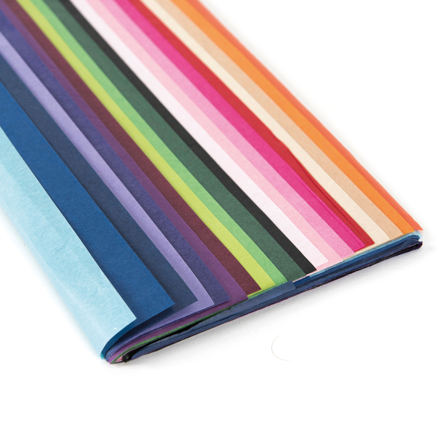 tissue paper buy Find craft paper such as kraft wrapping paper, colored tissue paper, bordette &  more at office  20% off your qualifying regular priced purchase ×  pacon®  spectra® assorted color tissue pack, 12 x 18, 25 colors, pack of 100 sh.