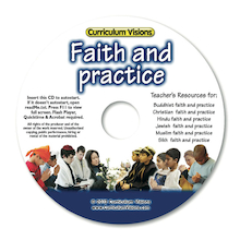 Faith and Practice Teachers Guide CD  medium