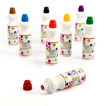 Chubbie Paint Markers Assorted 8pk  large
