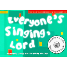 Everyone's Singing Lord Book and CD  medium