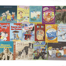 Gold Band Reading Book Pack  medium