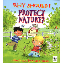 Why Should I Protect Nature? Book  medium