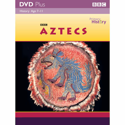 Aztecs Activities and Resources DVD ROM  large