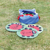 Back to Nature Outdoor Ladybird Counting Mats  small