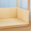 Indoor Super Seat Padded Mat and Bumper Set  small