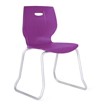 GEO Skidbase Classroom Chairs  large