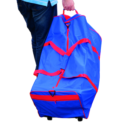 Heavy Duty Wheely Bag 3 Wheels  large