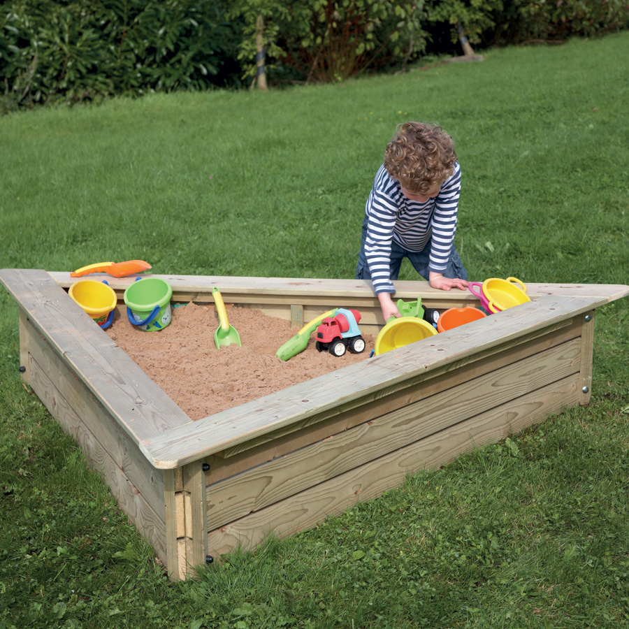 Buy Wooden Sand Boxes And Planters Tts