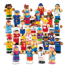 Small World WOW World People Figure Set 26pcs  medium